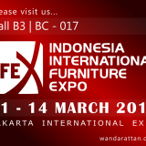 2017 Indonesia IFEX Collection