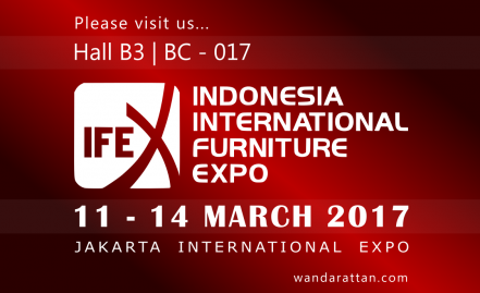 Visit Us on Indonesia IFEX 2017
