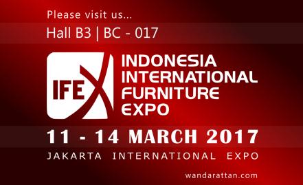 Visit Us on Indonesia IFEX 2017