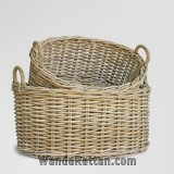 Kubu Grey Basket Ware