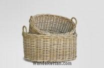 Kubu Grey Basket Ware