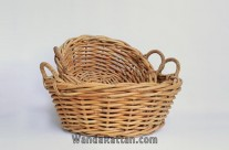 Rattan Baskets of Kubu Natural