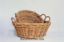 Rattan Baskets of Kubu Natural