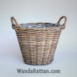 Wicker Basket for Storage